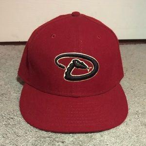 Arizona Diamondbacks Fitted Hat (7 1/2) - MLB